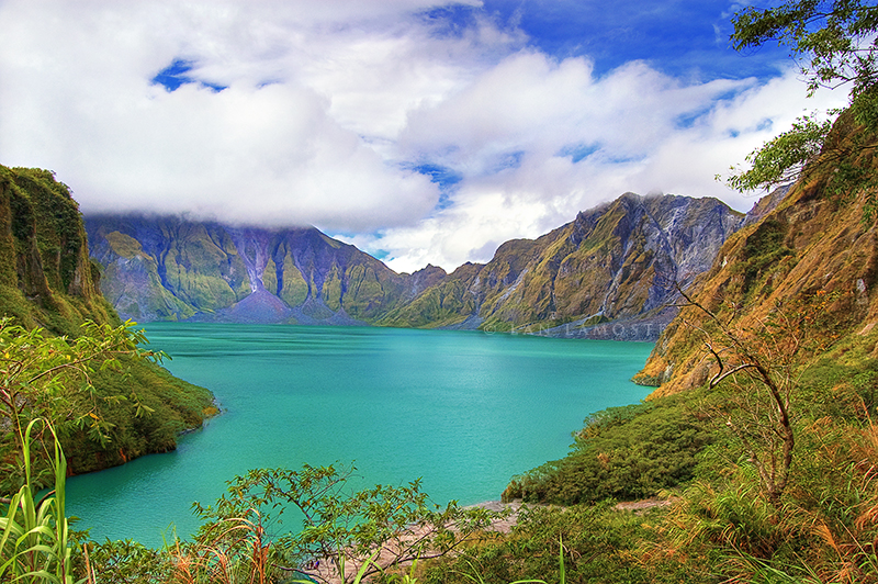 Mt Pinatubo Trek by Lan Lamoste